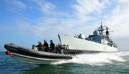 Britische Marinesoldaten im Golf: Schlag gegen den Drogenhandel
