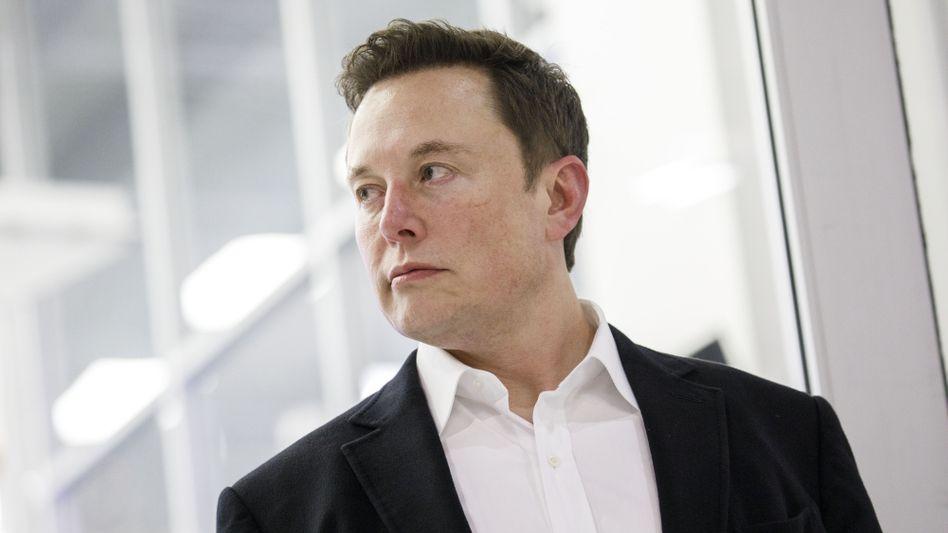 Multi-Unternehmensgründer Musk: keine Angst vor dem Virus