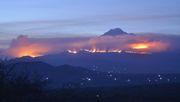 Brände auf dem Kilimandscharo - 500 Feuerwehrleute im Einsatz
