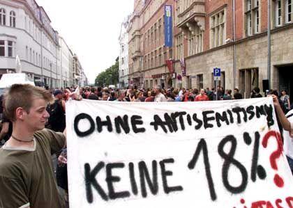 Wirkte als Katalysator: Anti-FDP-Demo in Berlin