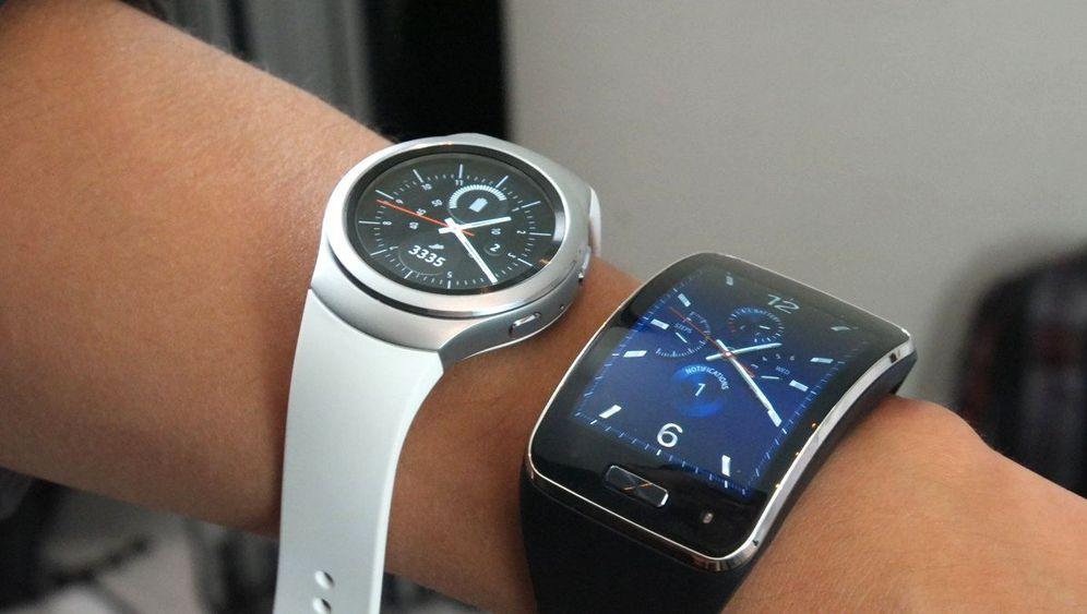 Endlich rund: Samsungs Gear S2 im Test