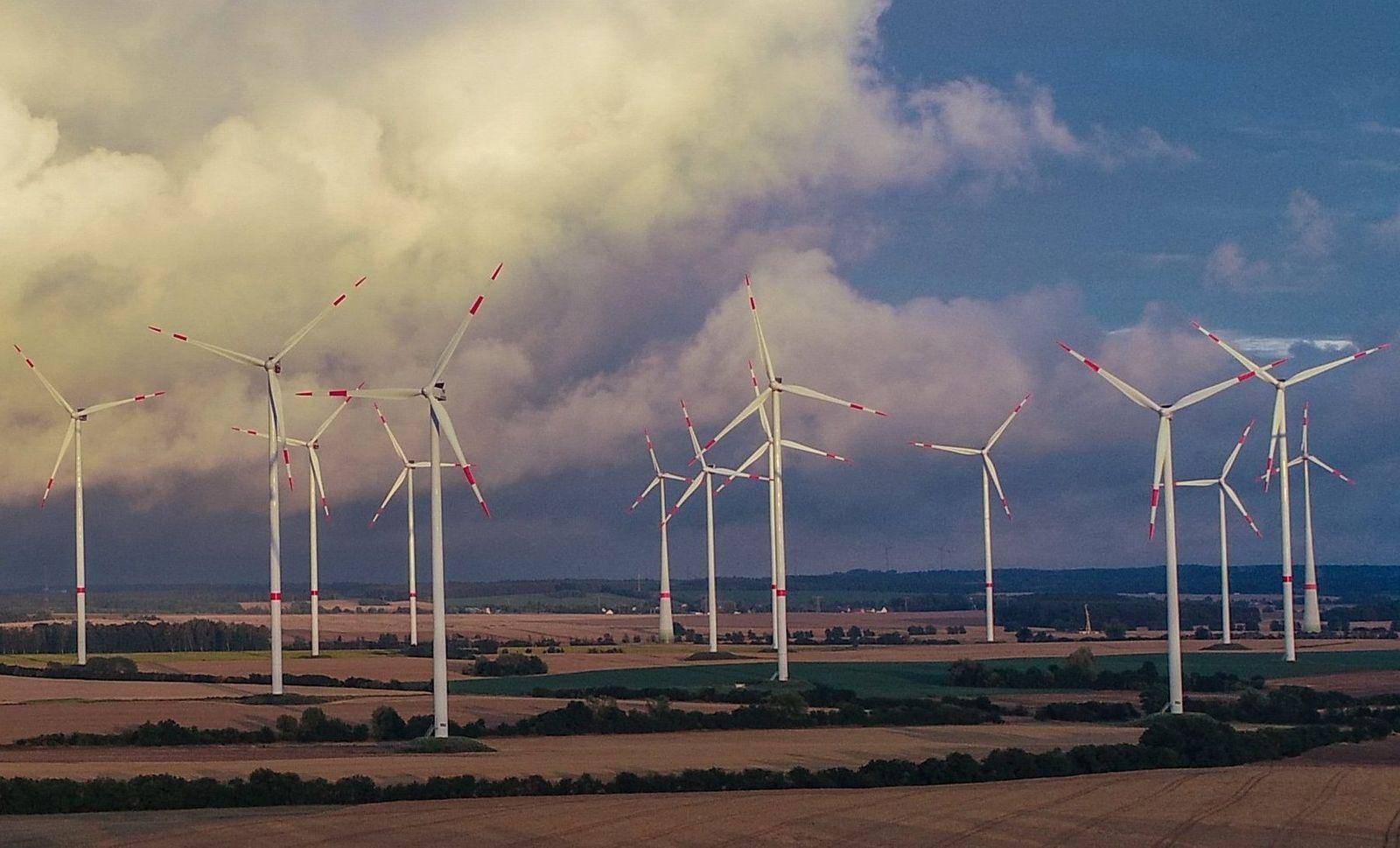 Windkraft-Branche will schnelleren Ausbau