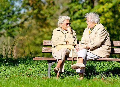 Rentner in Magdeburg: Experten befürchten Verschärfung der Rentenkrise
