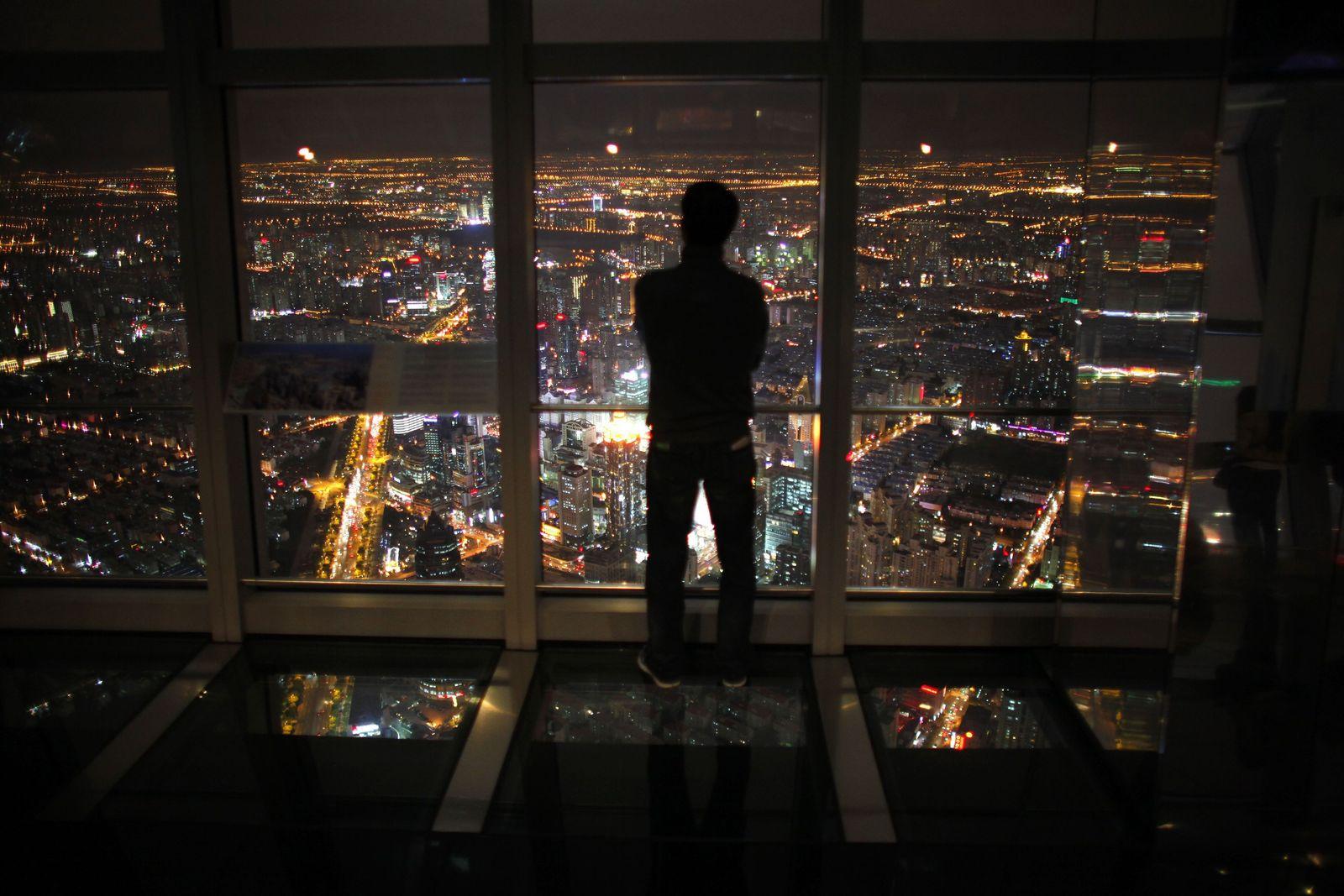 Shanghai / Skyline
