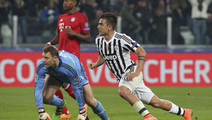 Einzelkritik Bayern München: Robben wie in alten Zeiten