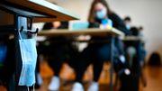 Lehrerverband gegen Ende der Maskenpflicht an Schulen