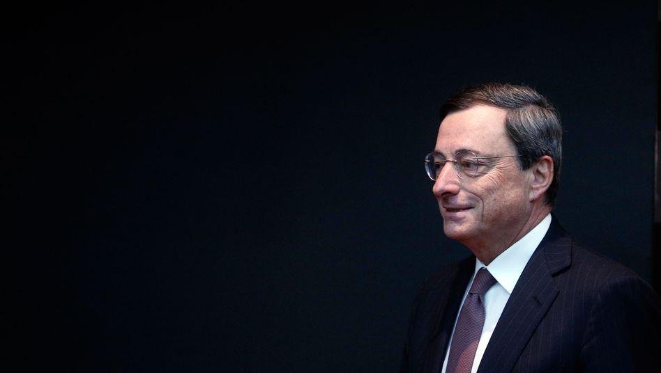 EZB-Chef Mario Draghi: Leitzins bei 0,05 Prozent