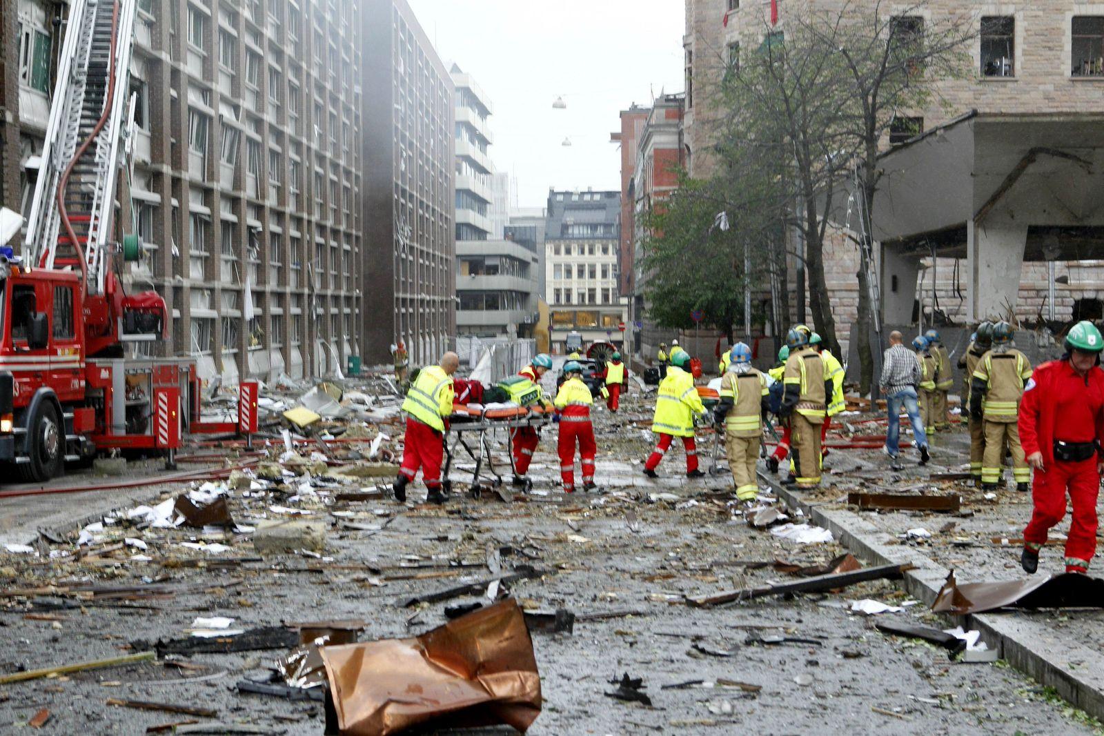 Explosion Oslo