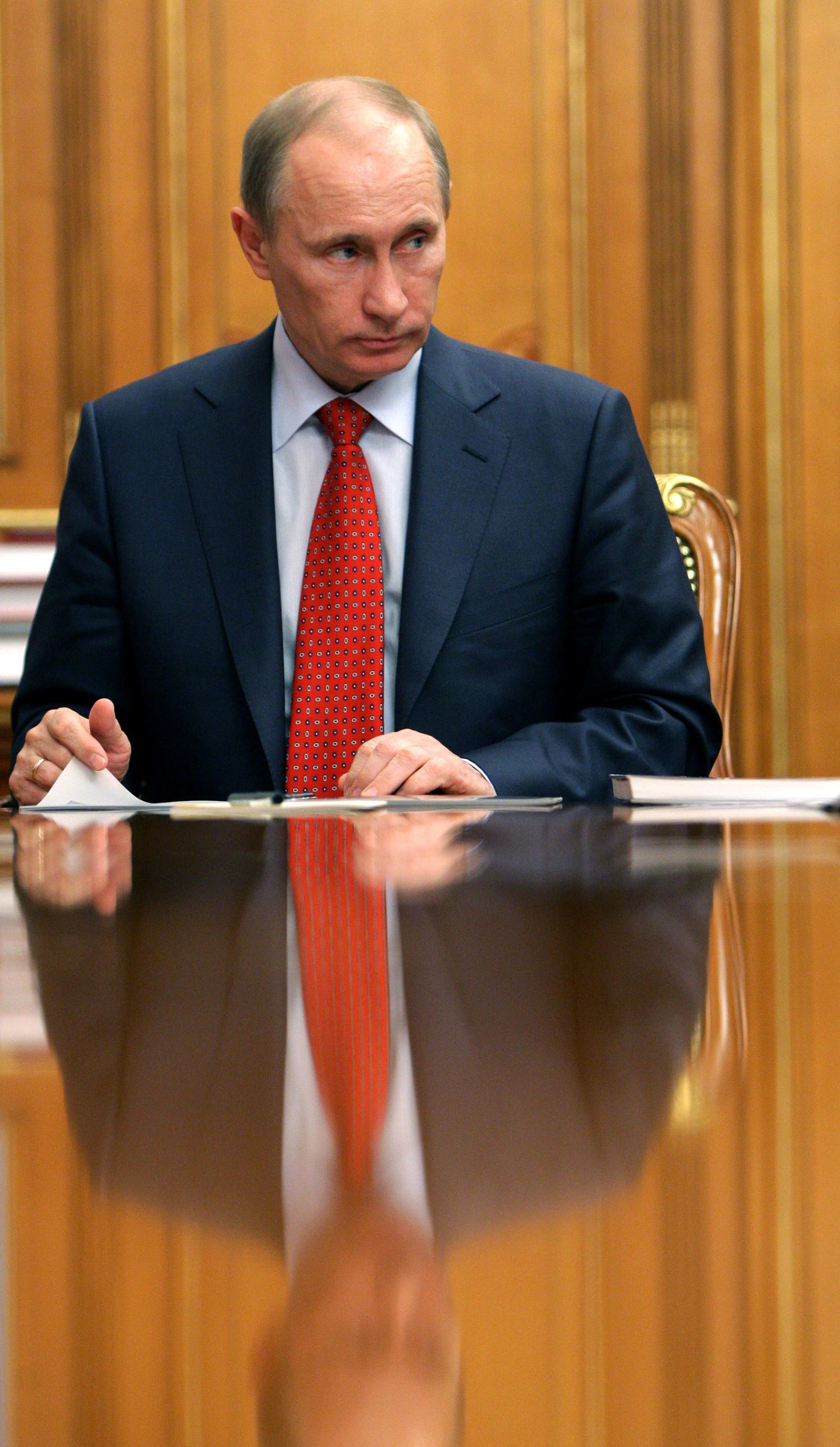 Putin / Medwedew