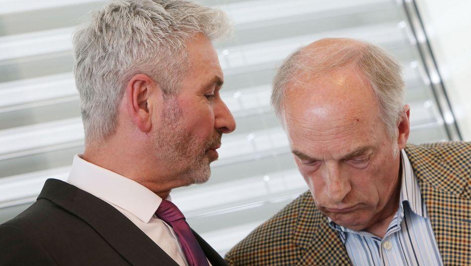 Roger Kusch und Johann Friedrich Spittler: Angeklagt wegen Totschlags