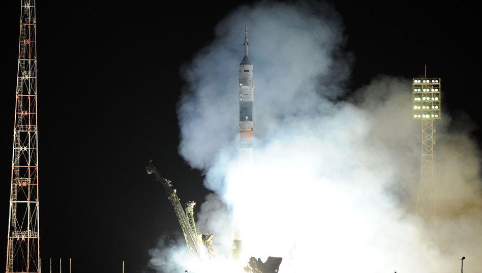 Sojus-Kapsel: Einzige Möglichkeit, um zur ISS zu reisen