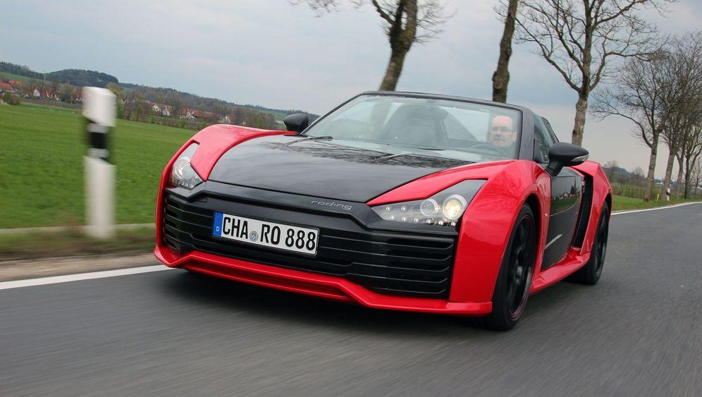 Roding Roadster: Ein Sportwagen, wie er sein soll