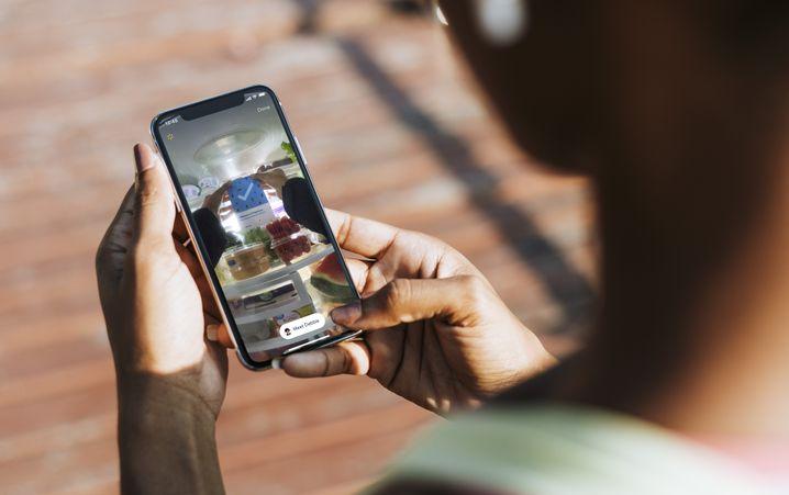 Kunden sollen den Liefervorgang am Smartphone mitverfolgen können.