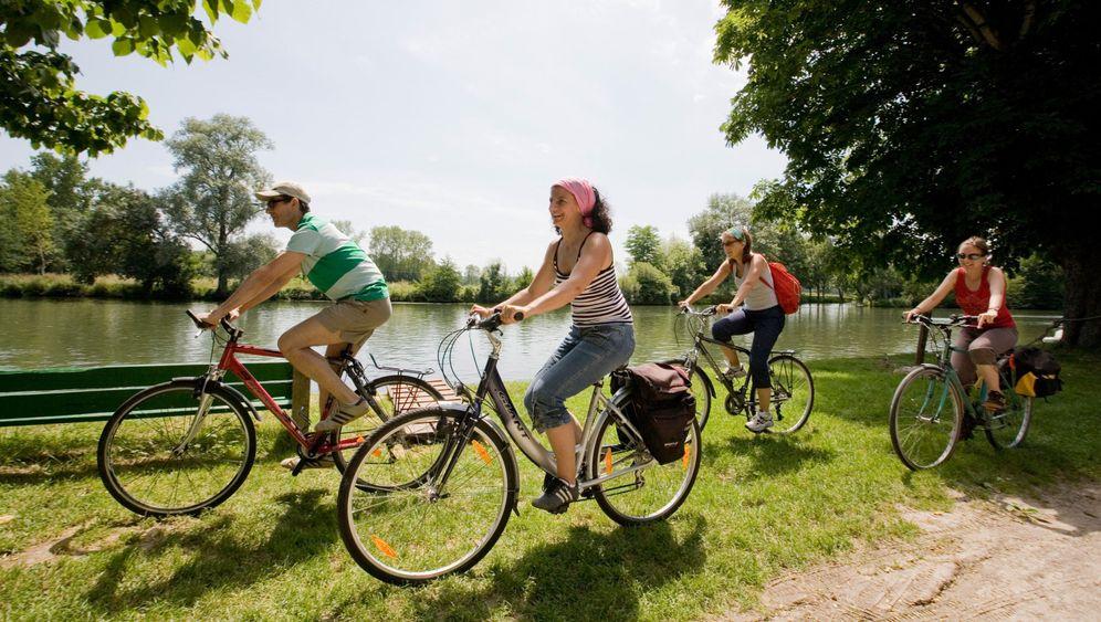 Flow Vélo: Von der Dordogne bis zum Atlantik