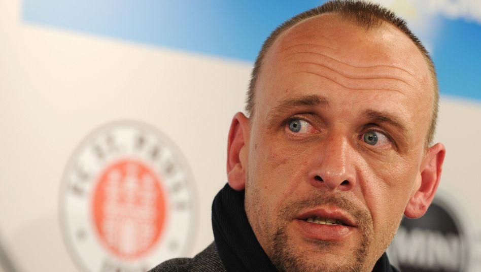 Fußball-Lehrer Stanislawski: Abschied auf St. Pauli