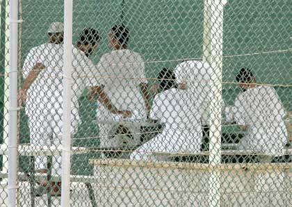 Gefangenenlager Guantanamo: Wunsch nach größtmöglicher Transparenz