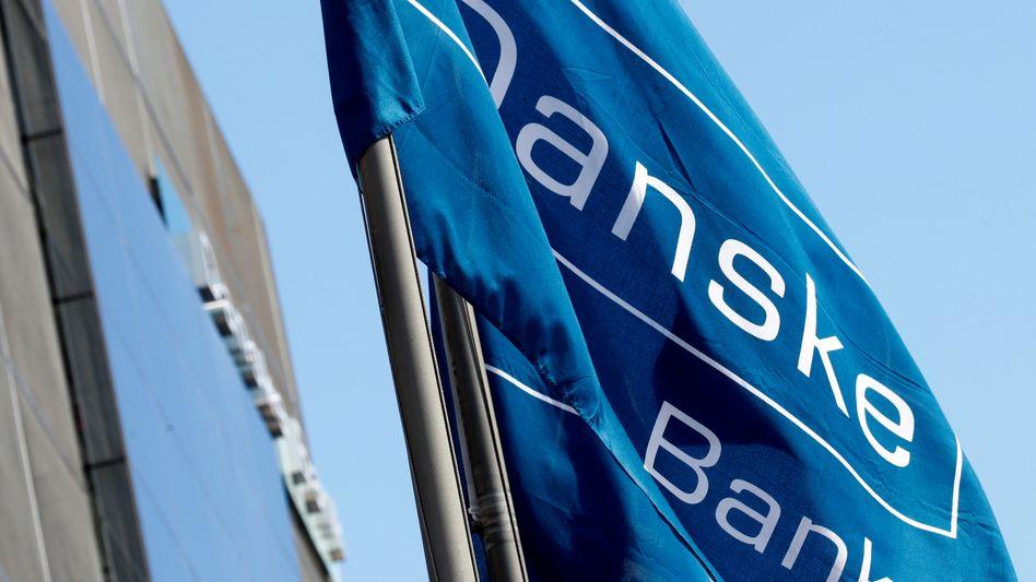 Fahnen der Danske Bank (Archiv)