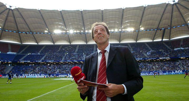 Rolf Fuhrmann im Jahr 2002