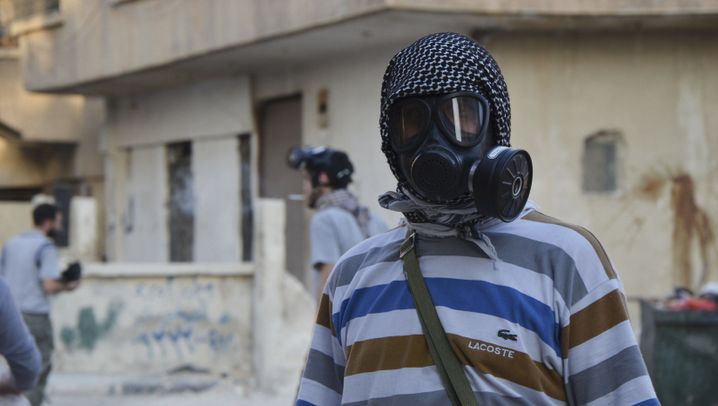 Möglicher Giftgasangriff: Uno-Inspekteure in Syrien