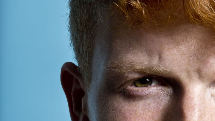 Fotograf Thomas Knights: Rote Haare, heiße Typen
