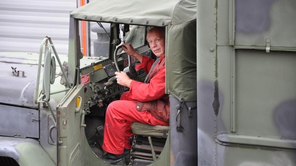 Armeefahrzeuge als Wertanlage: Die Summe aller Laster