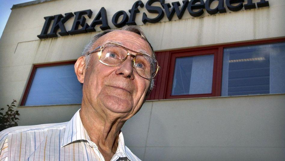 Ikea-Gründer Ingvar Kamprad: Größter Fehler meines Lebens