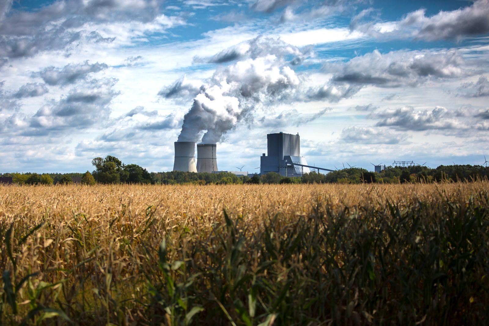 EINMALIGE VERWENDUNG Kohleausstieg / CO2