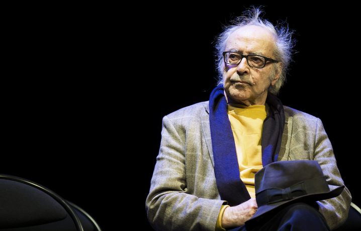 Jean-Luc Godard (2013)