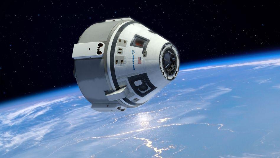 Astronauten-Taxis: Die neue Flotte der Nasa