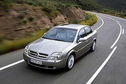 Der Hoffnungsträger Opel Vectra soll die Mittelklasse aufmischen