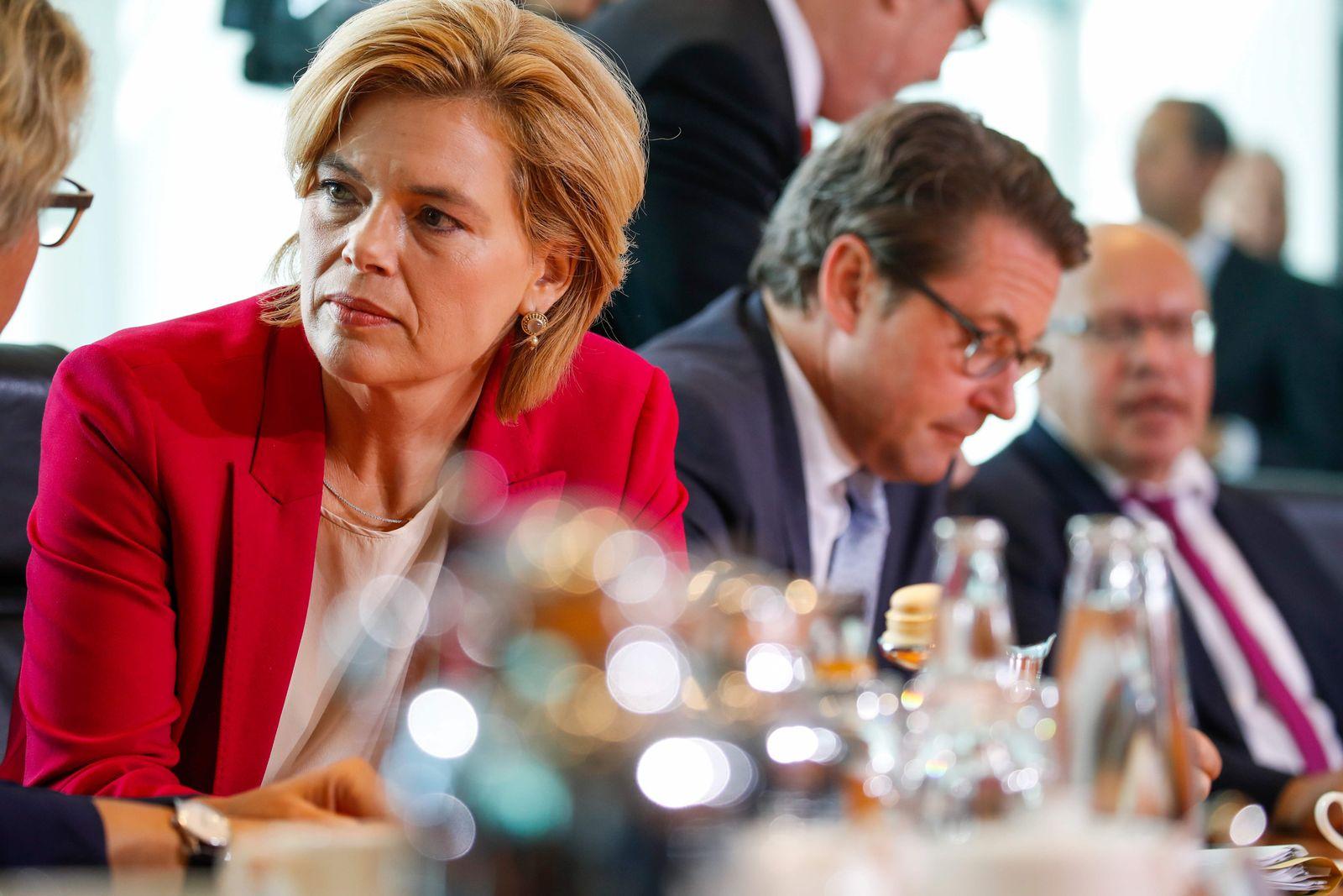 GERMANY-POLITICS-CABINET