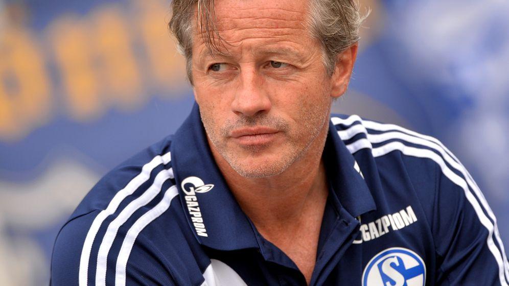 Schalke 04: Kellers Teamspieler