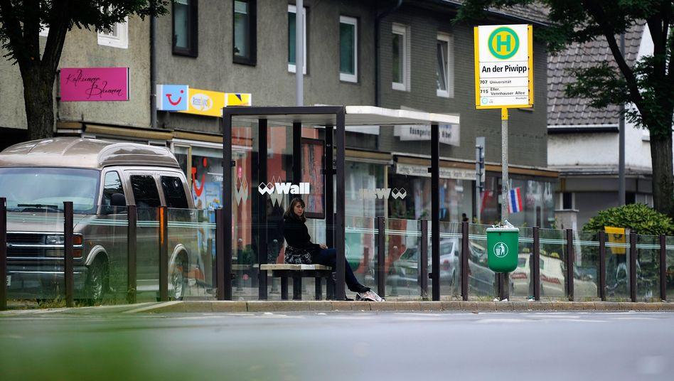 """Tatort """"An der Piwipp"""" in Düsseldorf: Streit um Lautstärke in der Bahn"""