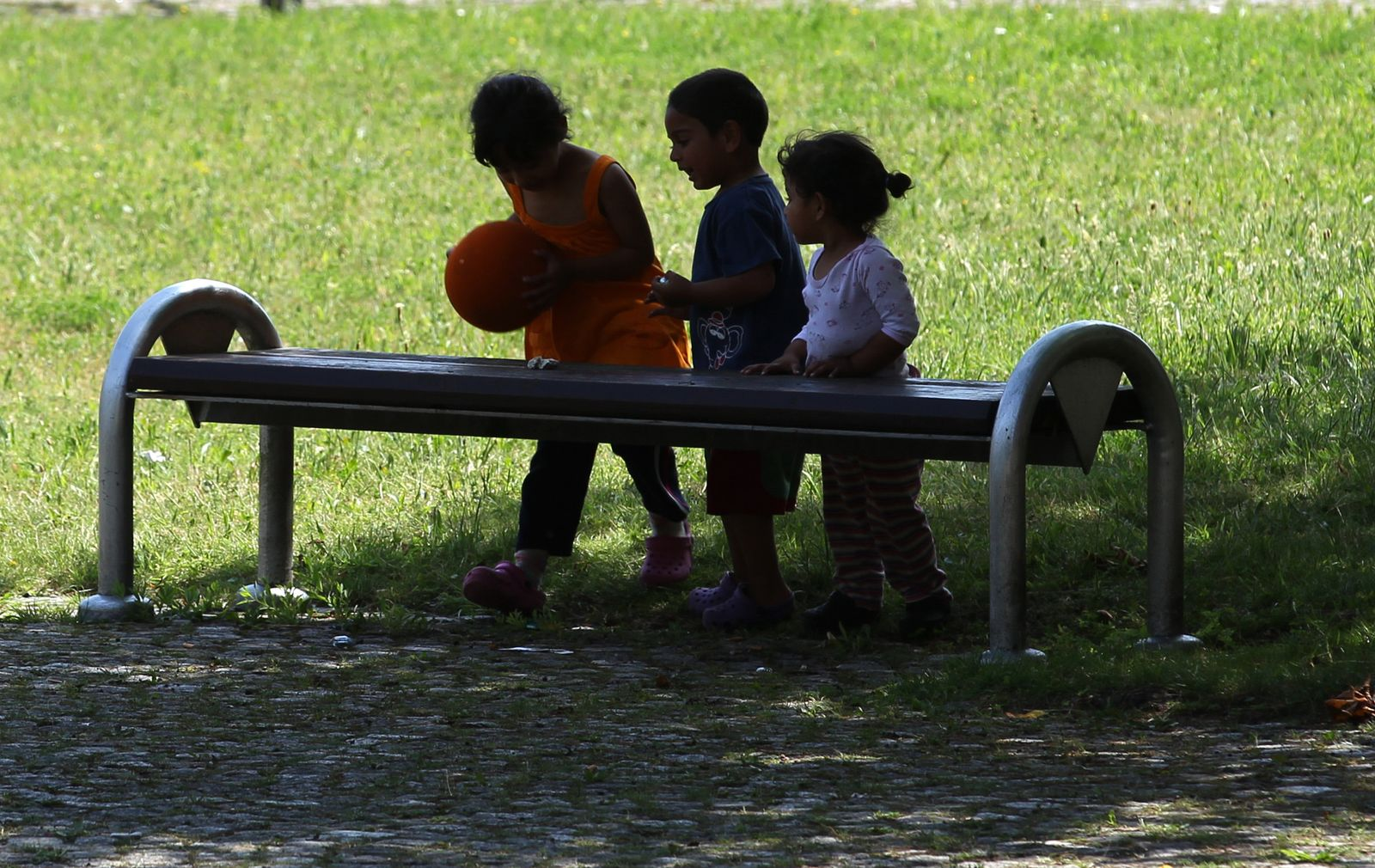 Flüchtlinge Hamm Kinder