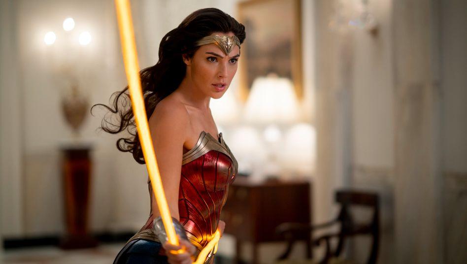 Szene aus »Wonder Woman 1984«: Größte Superheldin unserer Tage