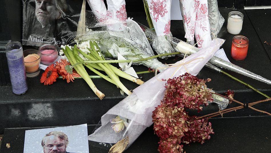 Gedenken an Hoffman: Auffällige Häufung von Heroin-Todesfällen