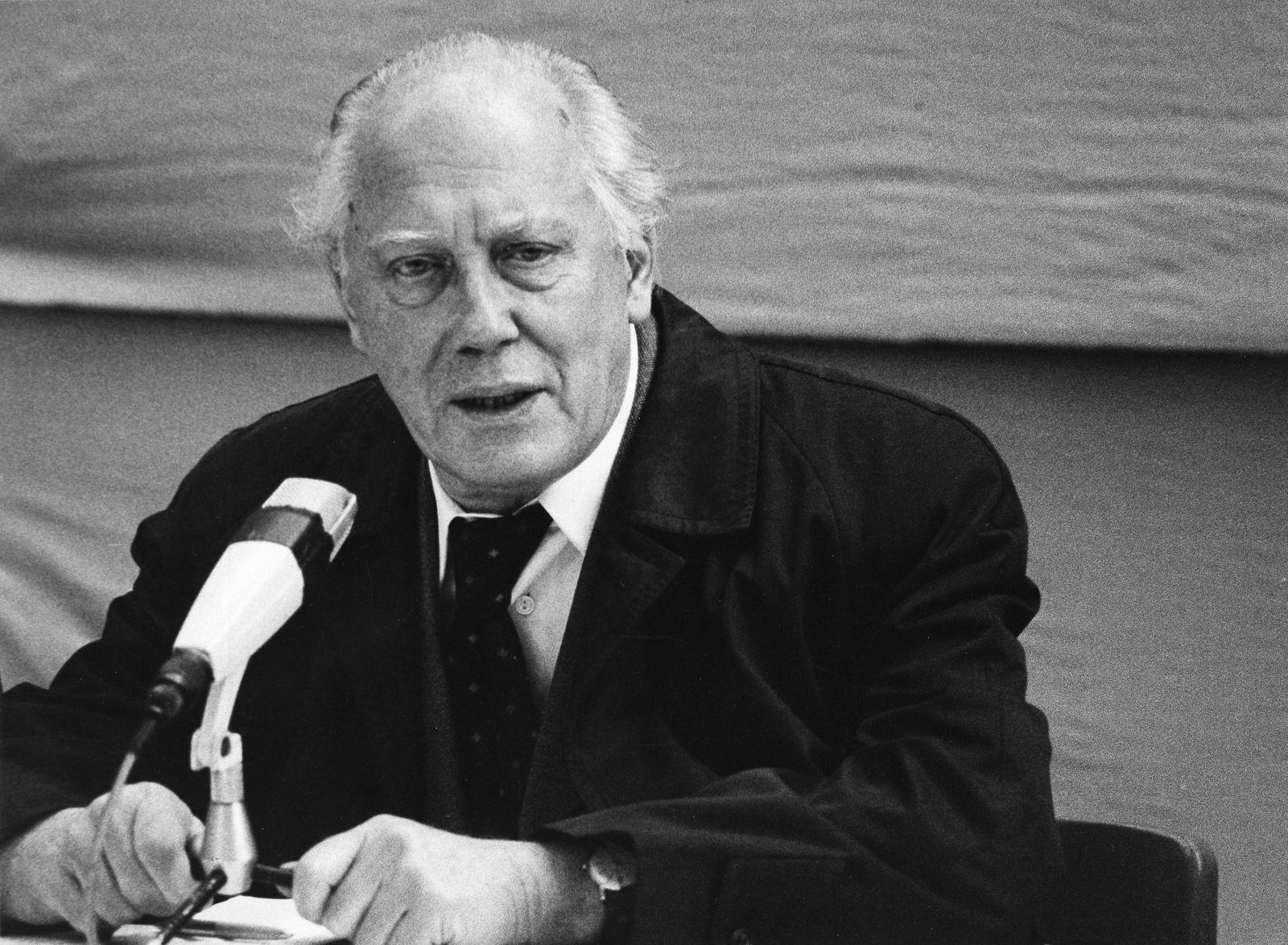 Hans Mahle - Journalist