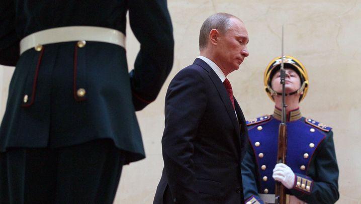 Russland: Putins Rückkehr in den Kreml
