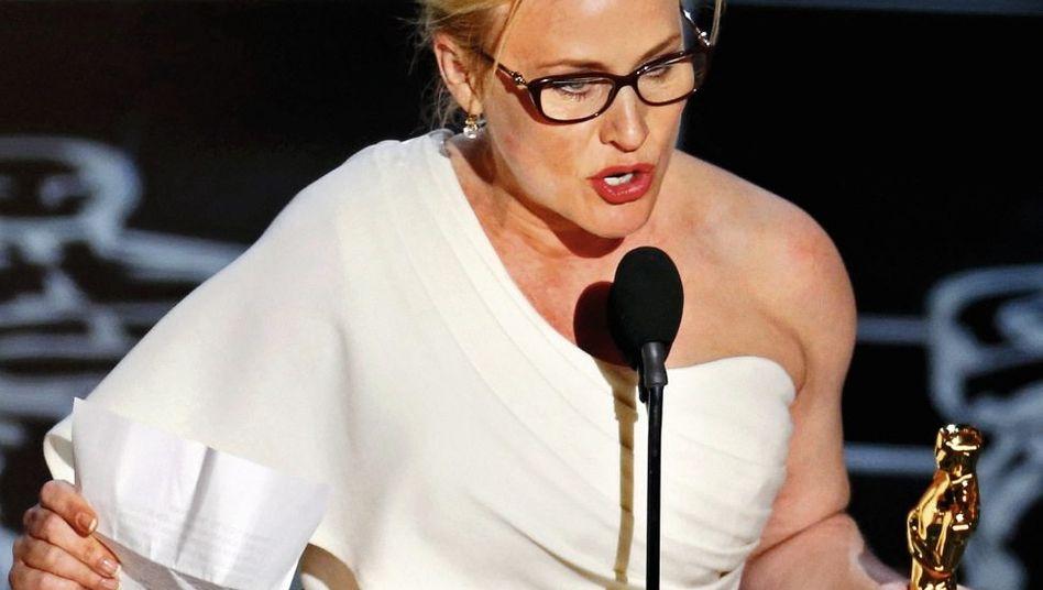 Oscar-Preisträgerin Arquette