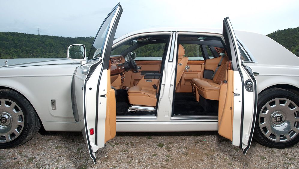 Rolls-Royce Phantom Series II: Automobiler Hochadel