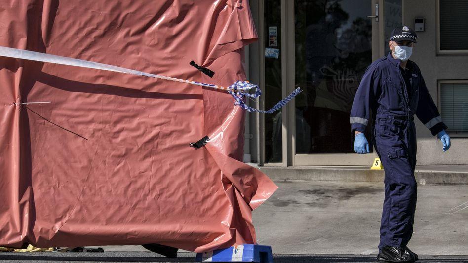 Tatort in Melbourne: Australien fürchtet weitere Angriffe