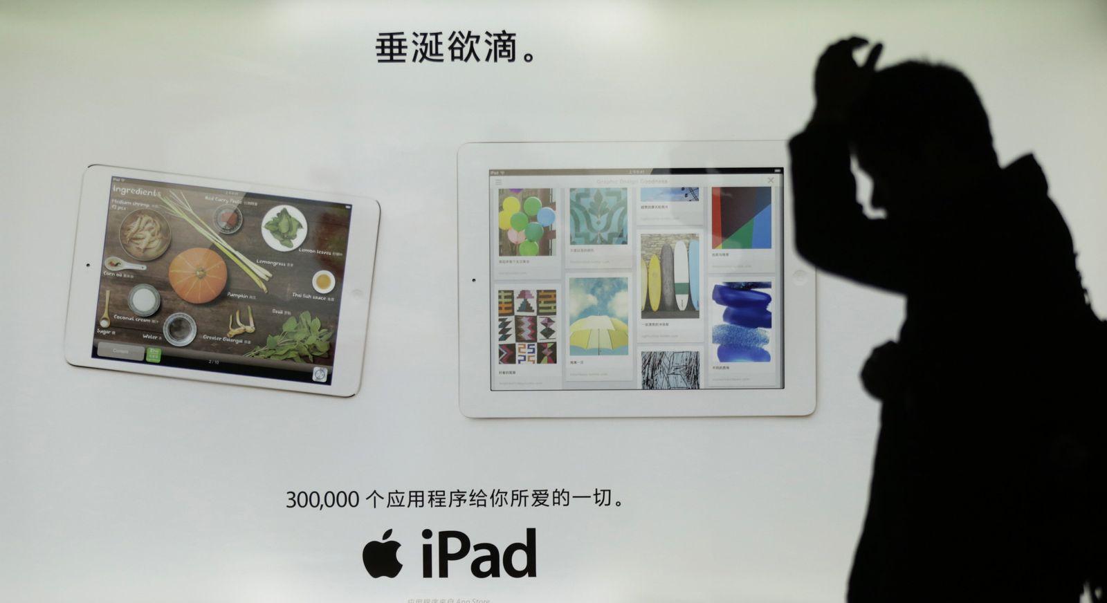 China Attacking Apple