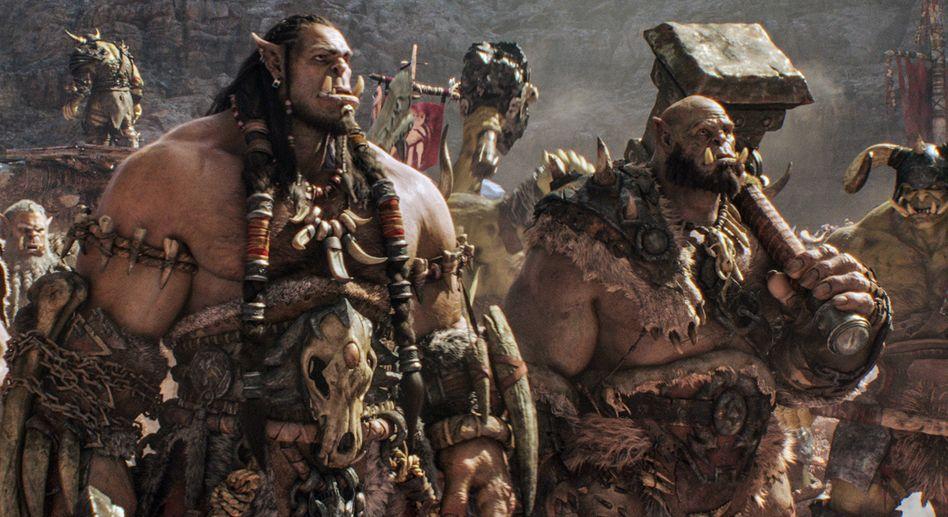 """Games-Verfilmung """"Warcraft"""": Auf ein Kämpfchen in der Pixel-Pampa"""