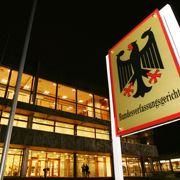 Bundesverfassungsgericht in Karlsruhe: Recht zum verbalen Gegenschlag