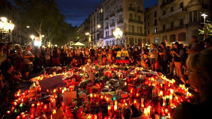 Nach dem Anschlag: Barcelona trotzt dem rechten Hass
