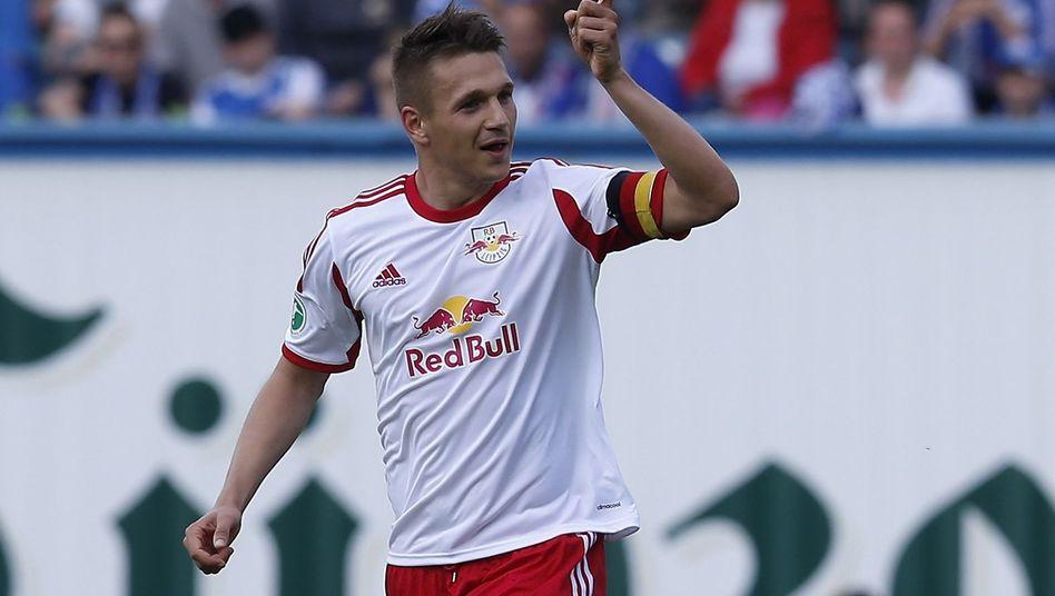 RB-Leipzig-Star Daniel Frahn: Spiel mit dem Feuer?