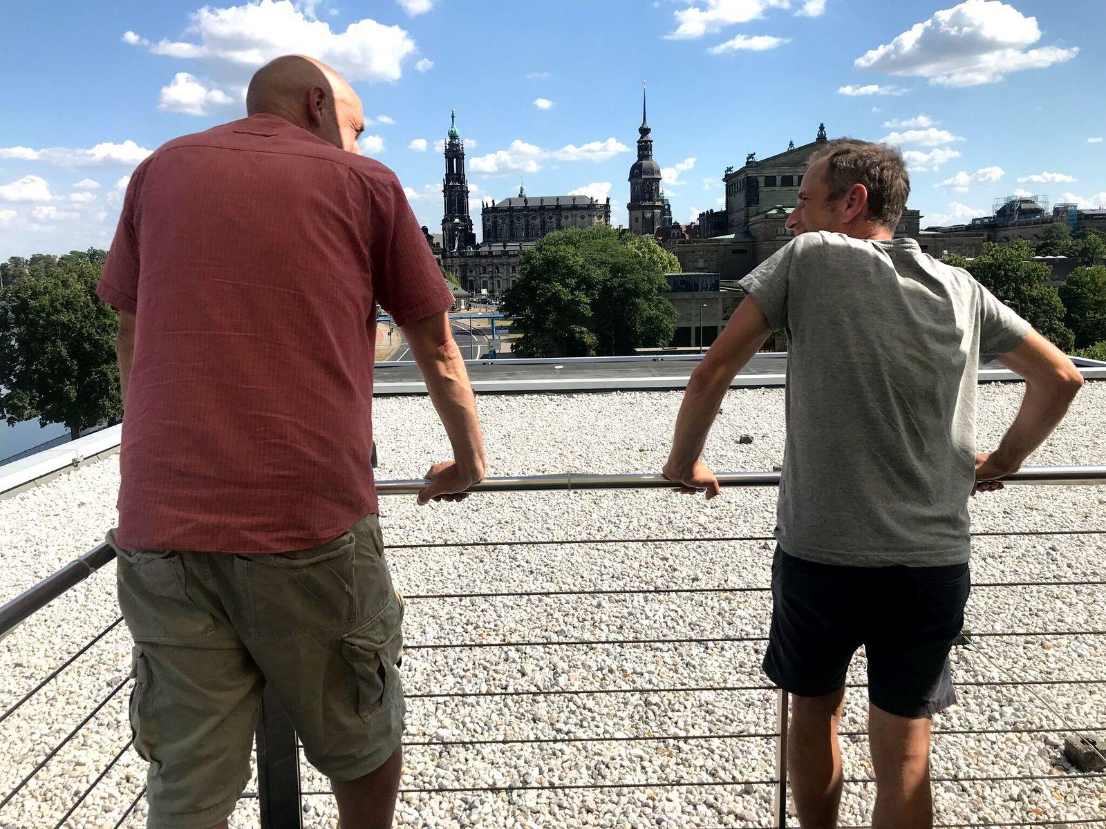 Streitgespräch/ Axel Steier/ Torsten Küllig