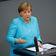 Merkels letzte Regierungserklärung