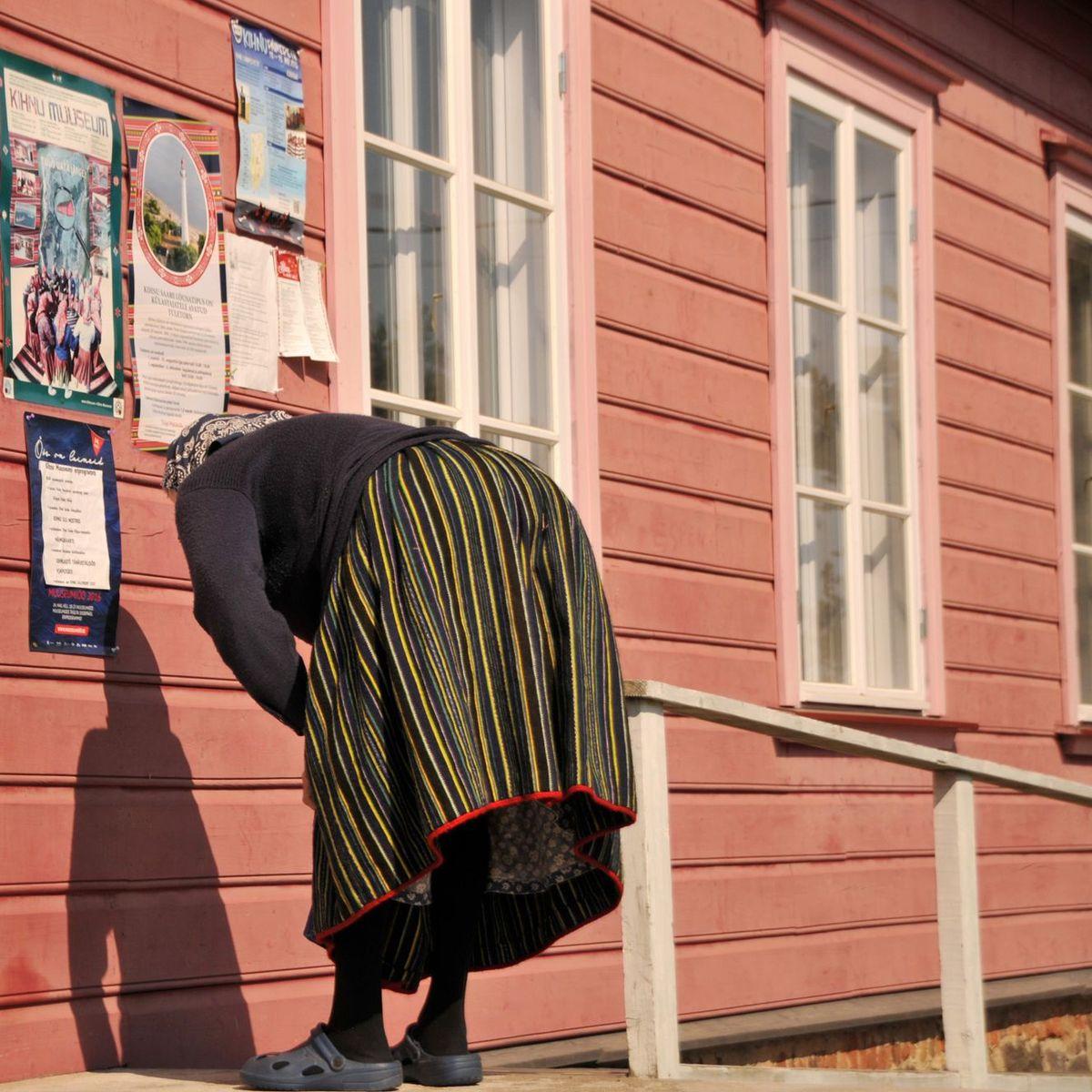 Kihnu in Estland: Die Insel der Stille