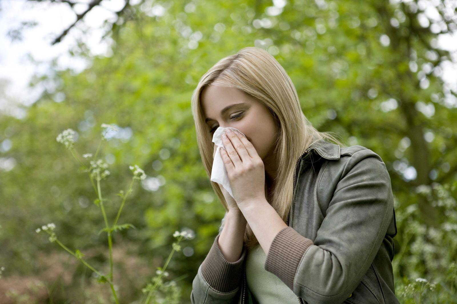 NICHT MEHR VERWENDEN! - Heuschnupfen / Allergie
